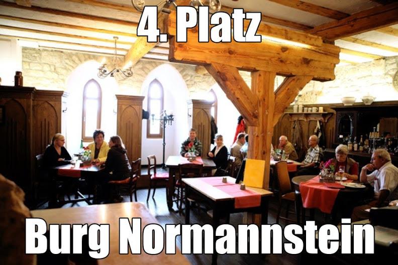 Burg Normannstein in Treffurt