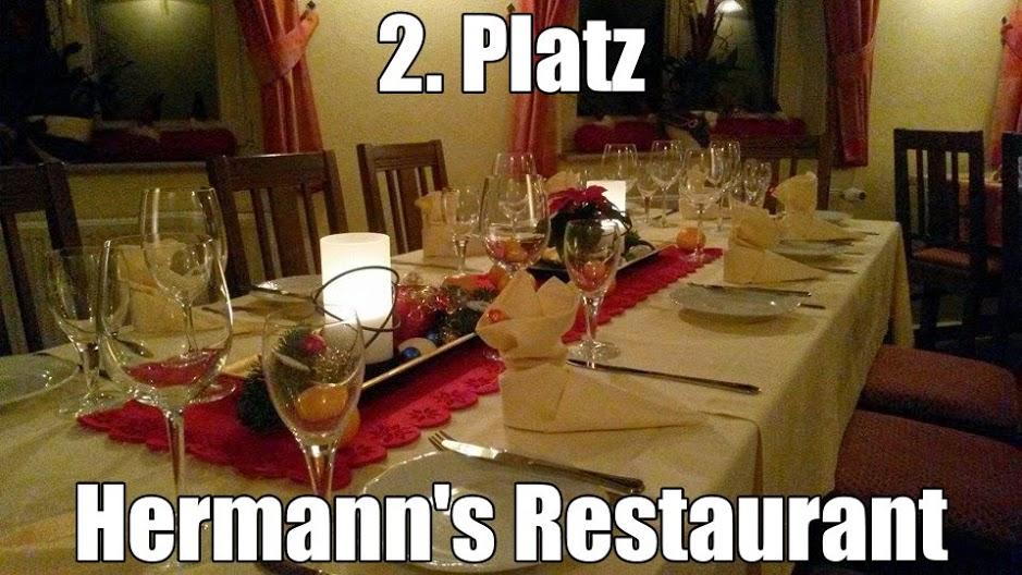 Hermann's Restaurant in Hildburghausen