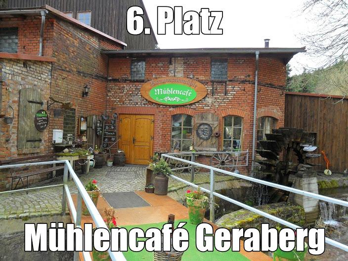 Braunsteinmühle Mühlencafé in Geraberg