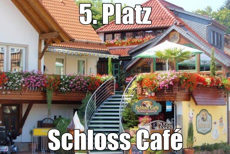 Schloss Café in Georgenthal