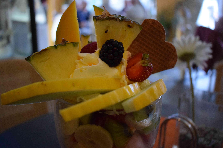Früchte, Früchte, Früchte - lecker!