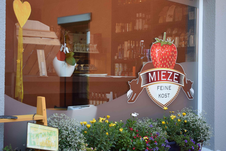 Außenansicht Mieze Feine Kost Bad Klosterlausnitz